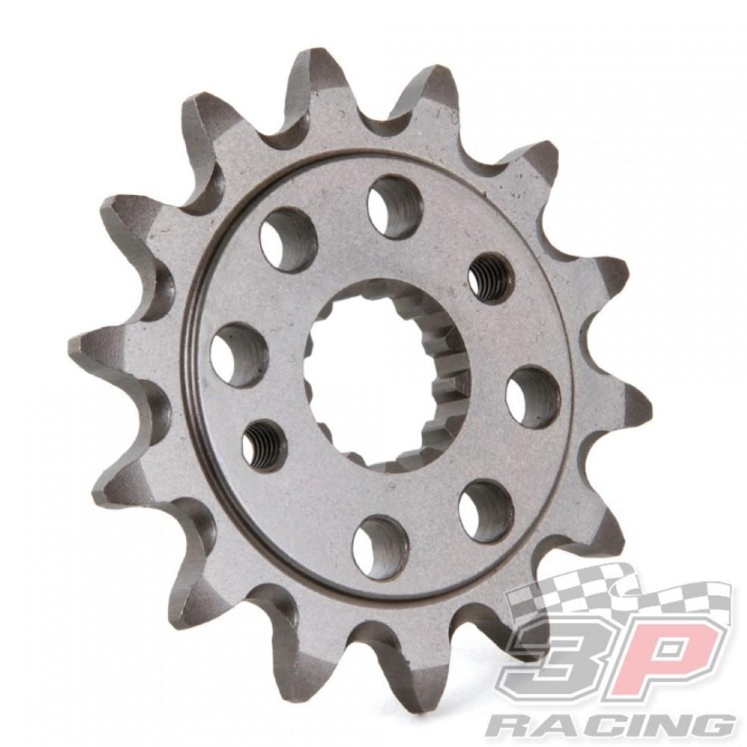 ProX front steel sprocket 07.FS34003 Suzuki LT-Z 400, LT-R 450, Kawasaki KFX 400