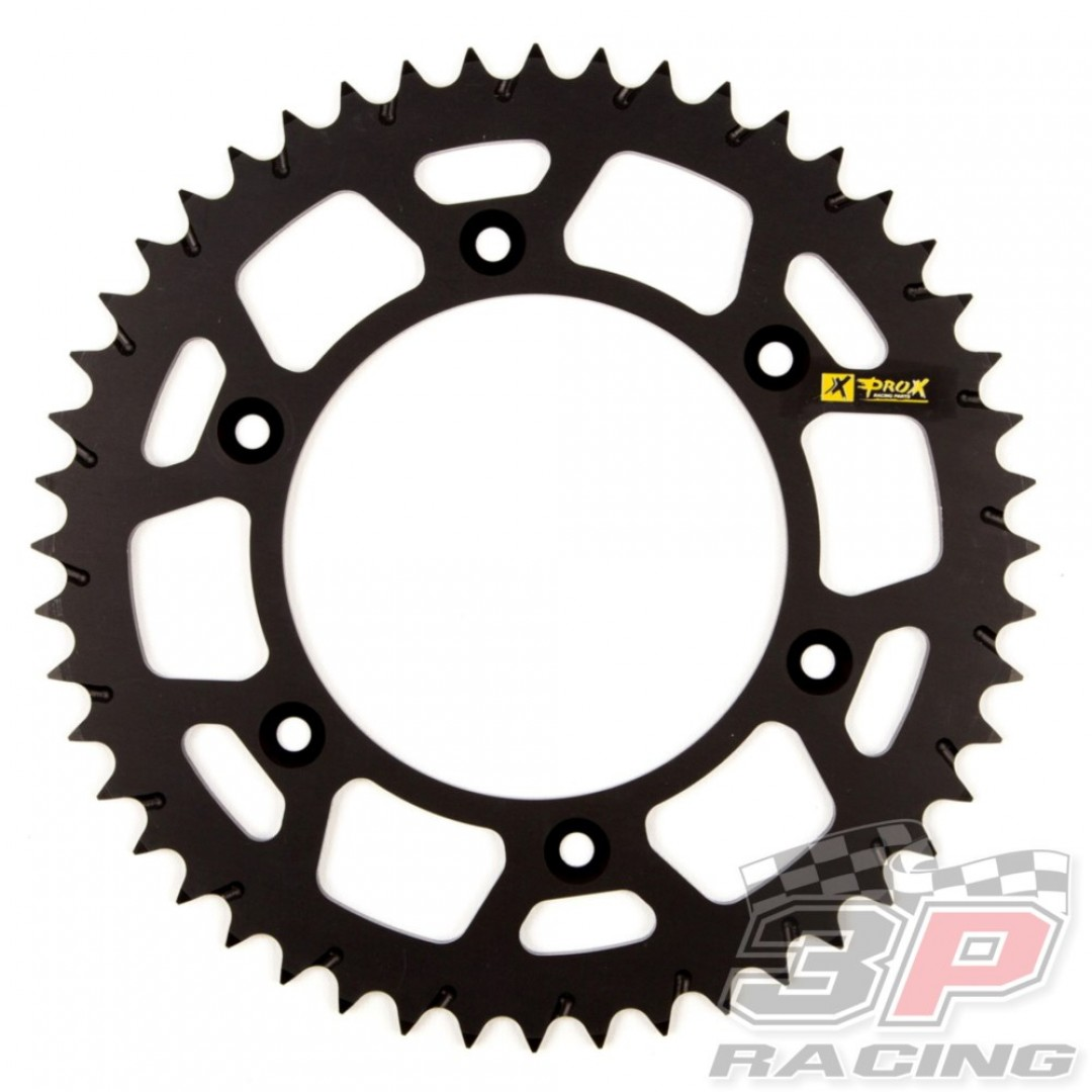 ProX rear alloy sprocket 07.RA73013 Beta 2013-2020 RR 125 200 250 300 350 390 400 430 450 480 498, Xtrainer 250 300