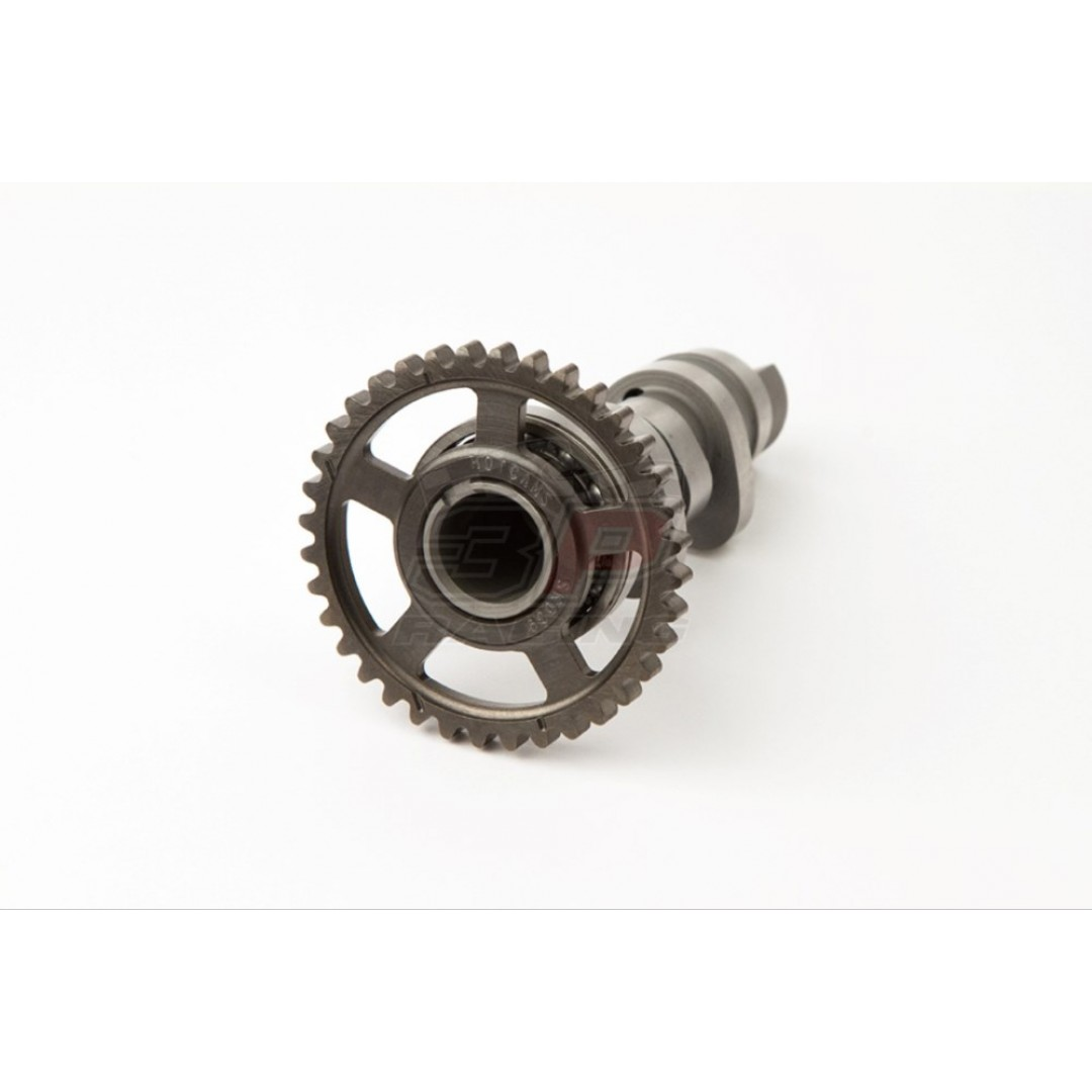HotCams 1039-1 Single-cam motor performance camshaft Stage1 for Honda CRF250 CRF250R CRF250X 2004 2005 2006 2007 2008 2009. P/N: 1039-1. Excellent bottom.end and midrange power. Uses stock auto.decompression mechanism.Uses stock valve springs.