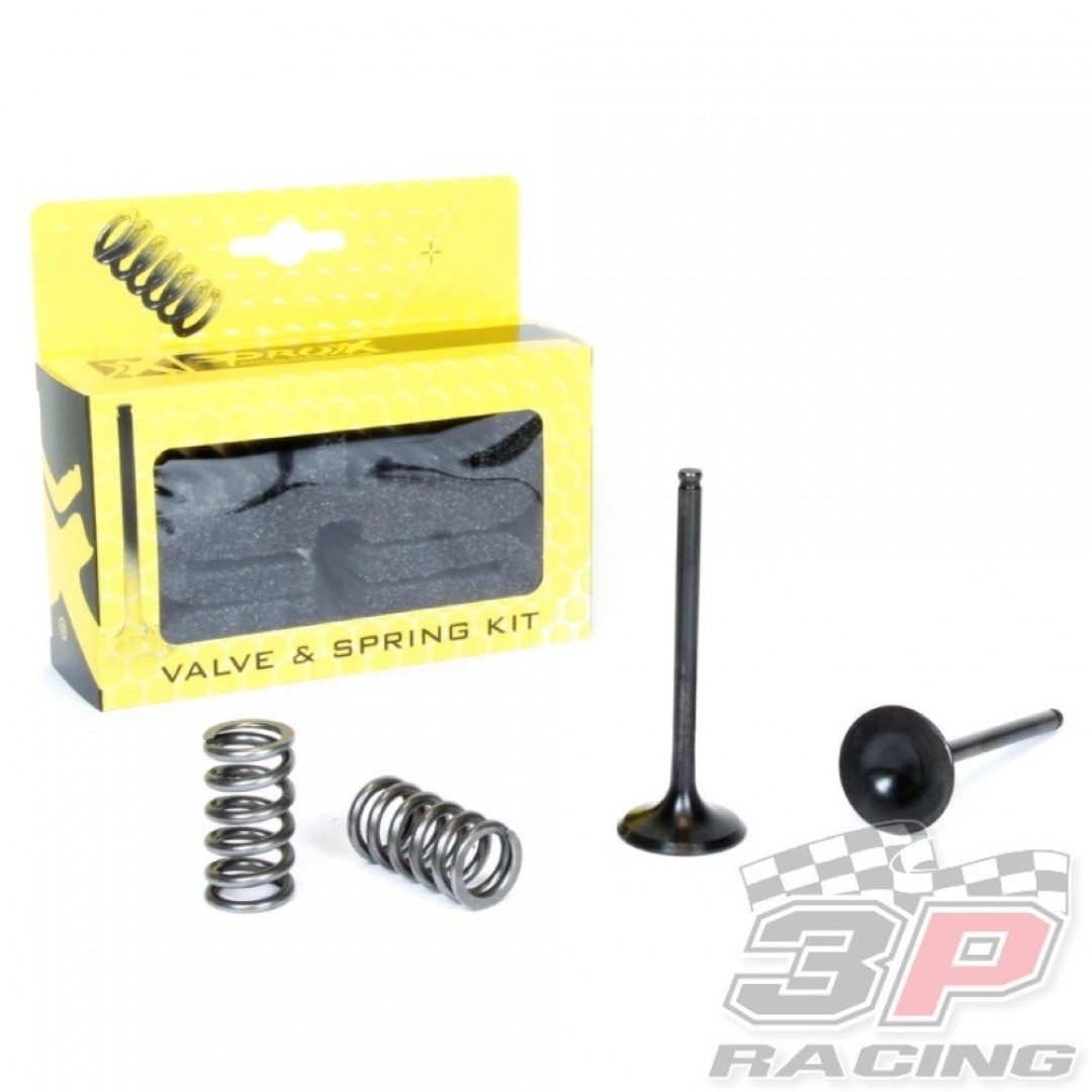 ProX steel exhaust valves & springs set 28.SES2440-1 Yamaha YZF 450 2010-2013