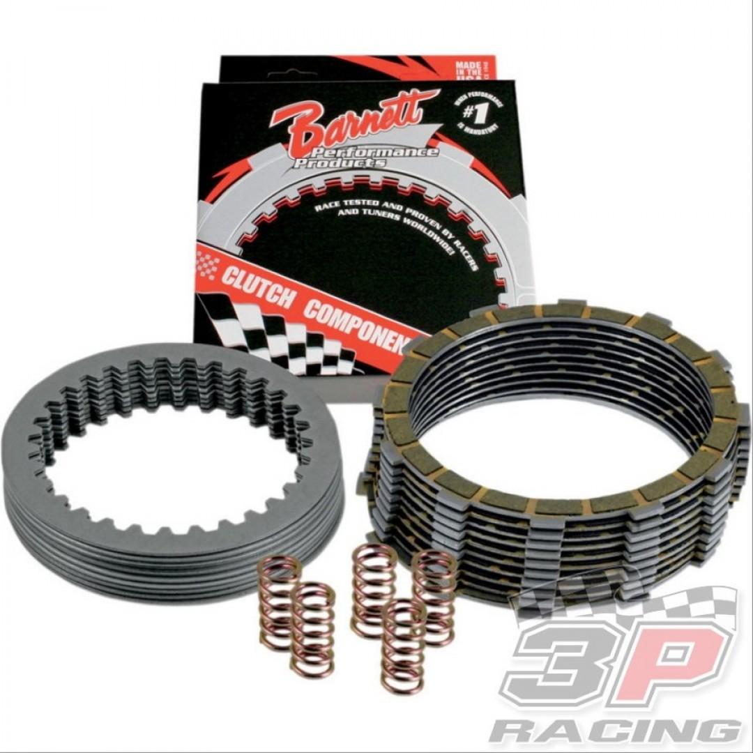 Barnett complete clutch kit 303-35-10008 Honda, Suzuki, Kawasaki, Yamaha