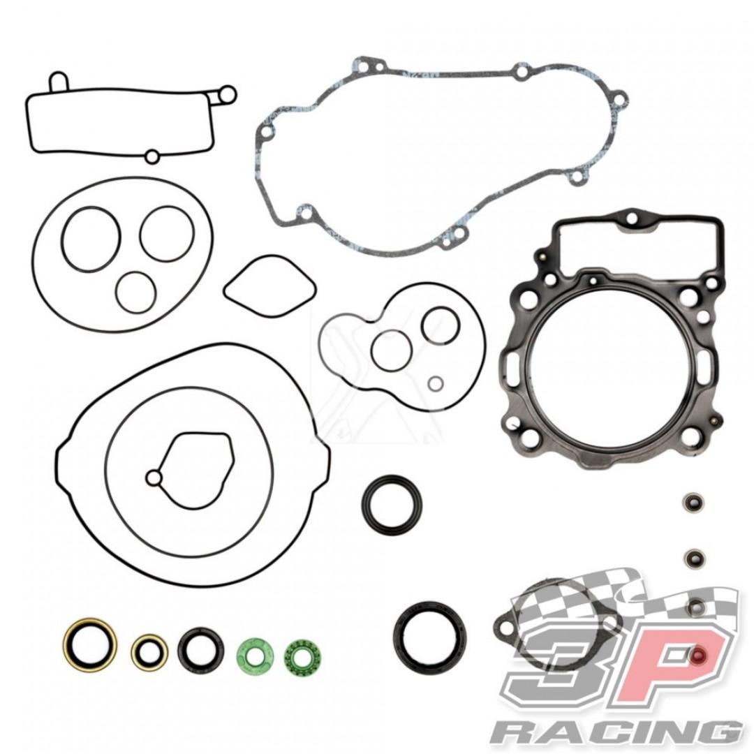 ProX complete gasket set 34.6508 KTM SX-F 505, XC-F 505, ATV SX 505