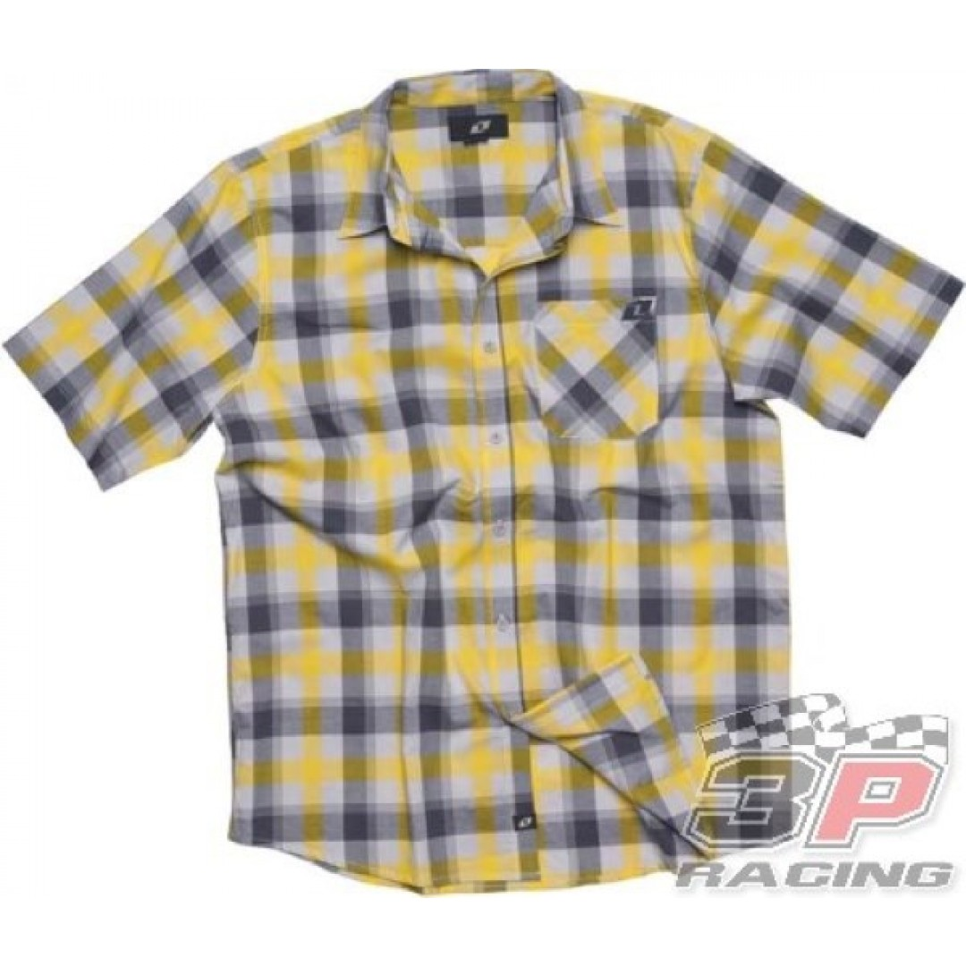 ONE Industries Johnson Valley Shirt Gray 34027-181