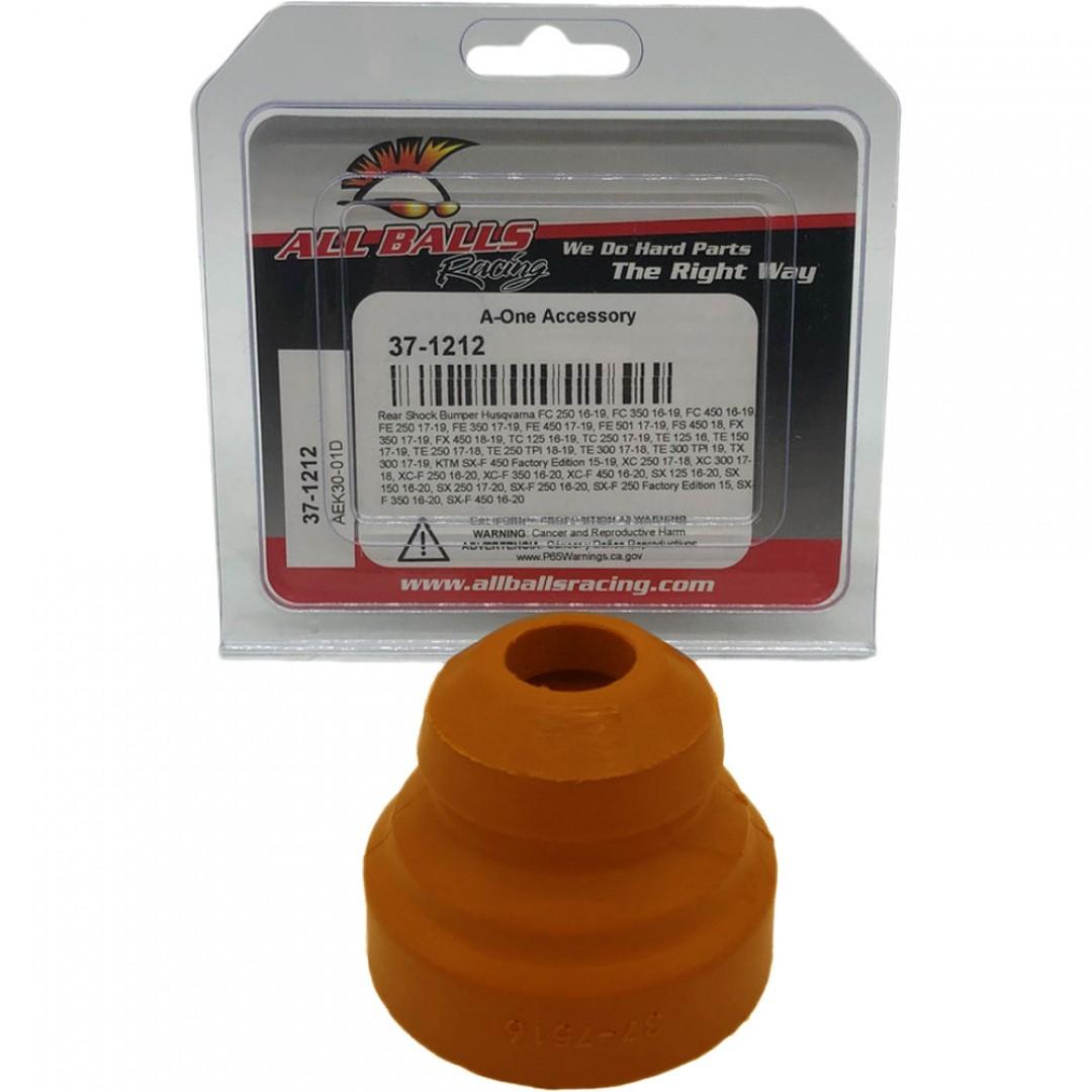 All Balls Racing Rear Shock Bumper 37-1212 Husqvarna, KTM