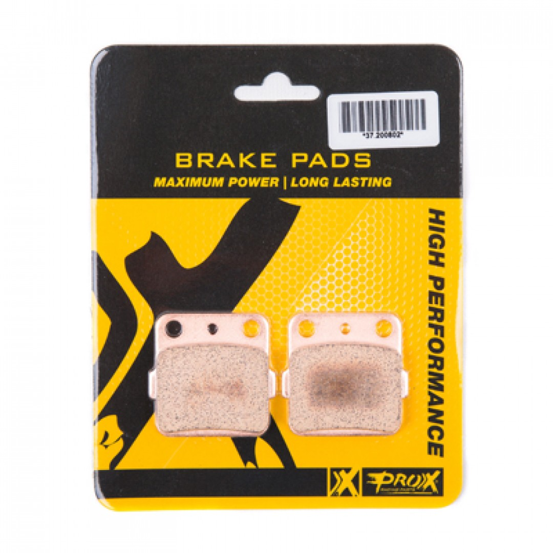 ProX brake pad set 37.200802 Yamaha YZ 80, YZ 85, YZ 125, Suzuki RM 125, RM 250