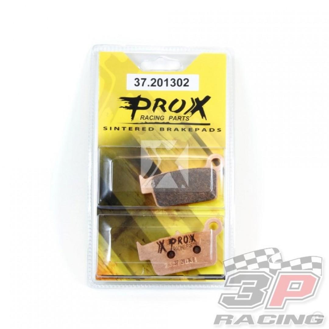 ProX brake pad set 37.201302 Beta, Gas Gas, Kawasaki, TM, Sherco, Suzuki, Yamaha, aprilia