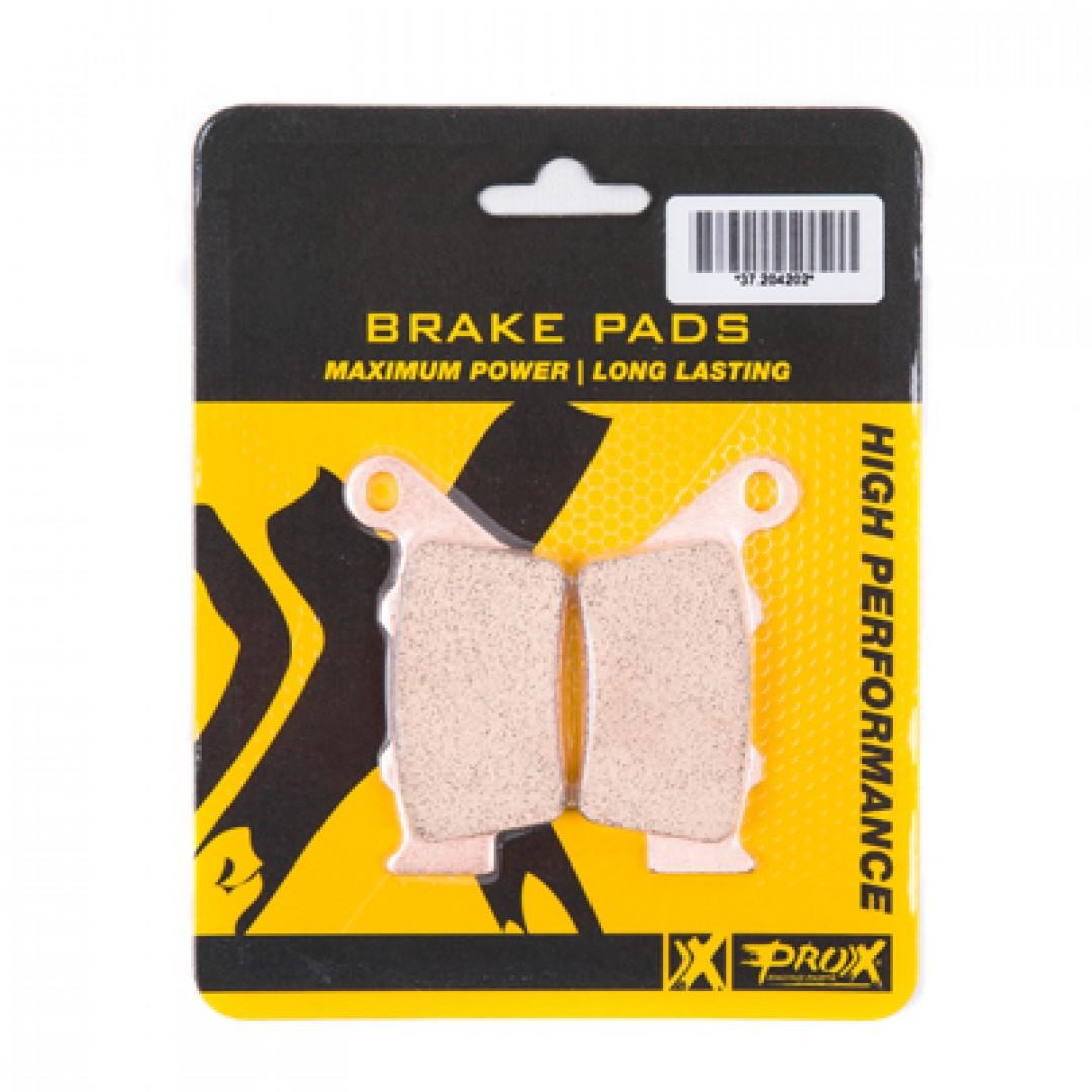 ProX brake pad set 37.204202 KTM, Husaberg, Husqvarna, TM, Yamaha