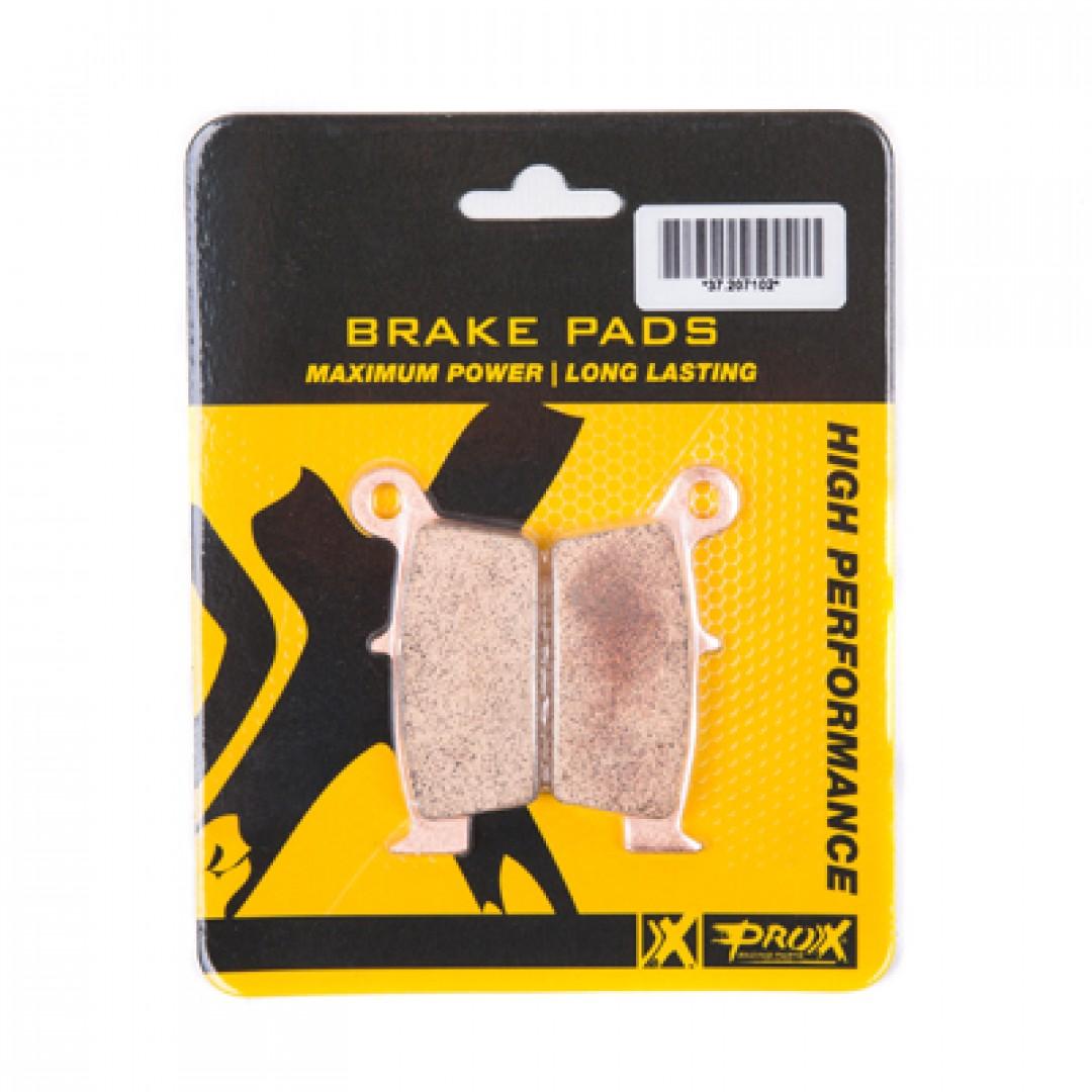 ProX brake pad set 37.207102 Gas Gas, Honda, Kawasaki, TM, Suzuki, Yamaha