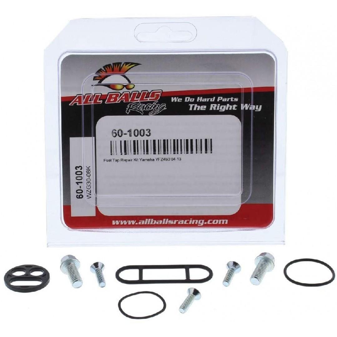 All Balls Racing Fuel Tap Repair kit 60-1003 ATV Yamaha YFM Grizzly 450, YFZ 450
