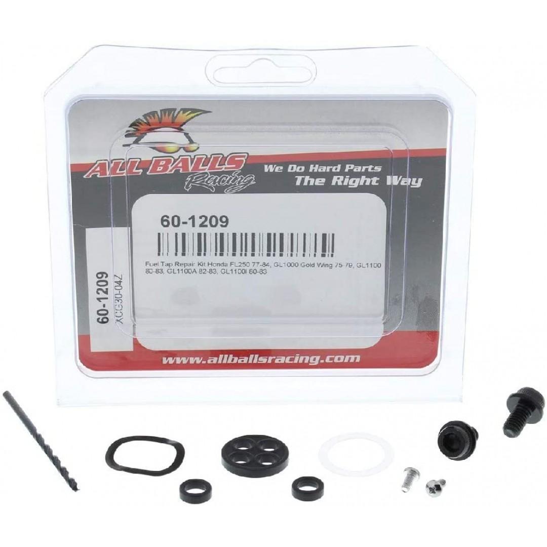 All Balls Racing Fuel Tap Repair kit 60-1209 Honda GL 1000/1100 Goldwing, ATV Honda Odyssey 250