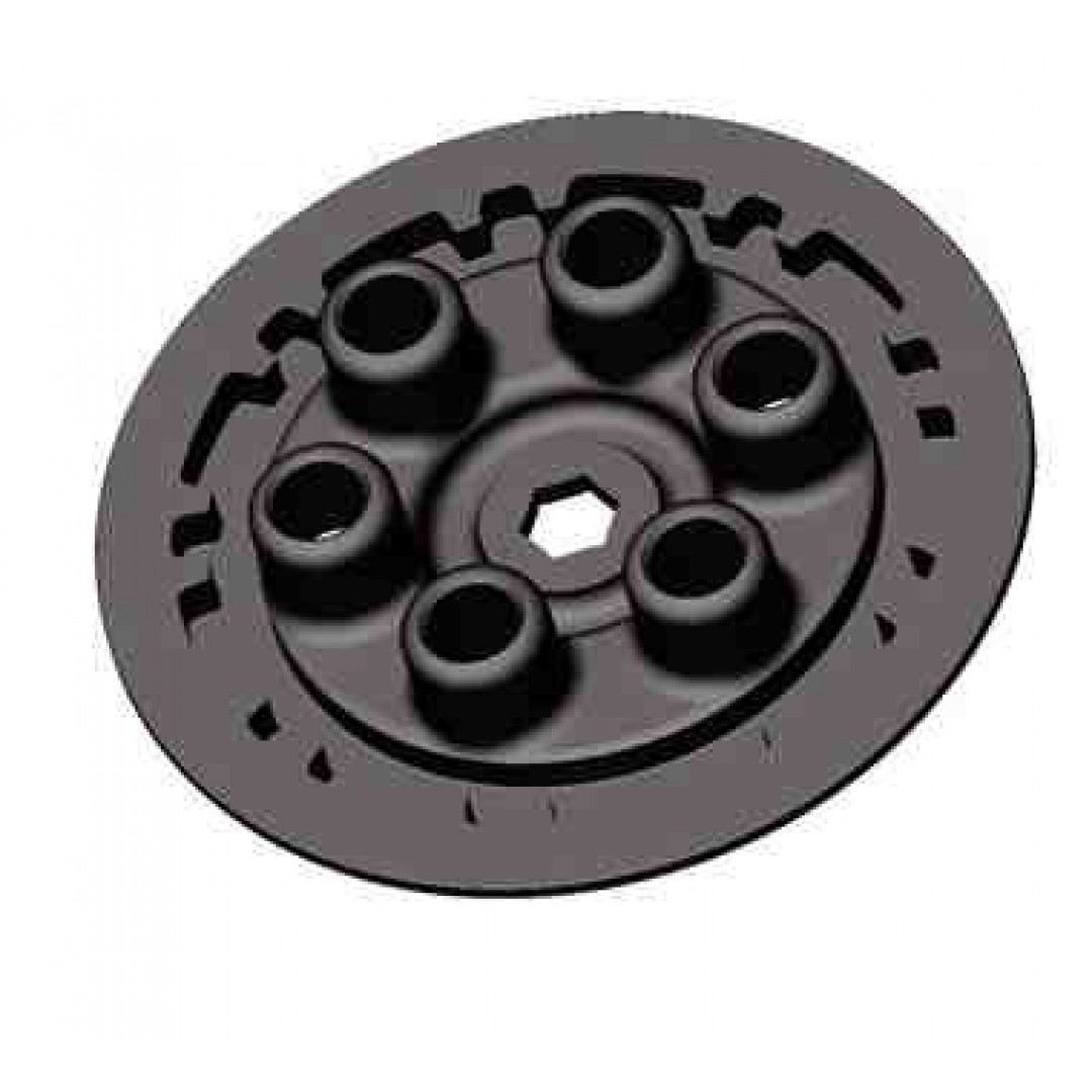Wiseco forged pressure plate WPP5003 Honda CR 125, CRF 250R, CRF 250X
