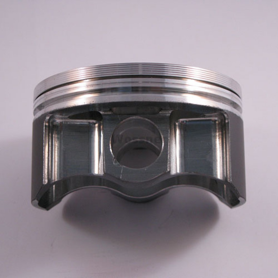 Wossner forged piston kit for KTM EXC400 SX400 1998 1999 2000 2001 2002 2003 2004 2005 2006 2007 LC-4 400. Diameter : 88.96mm (C) 8580DC - 89.00mm Standard. KTM OEM 59530007000. Piston kit includes: Piston rings, piston pin and circlips.