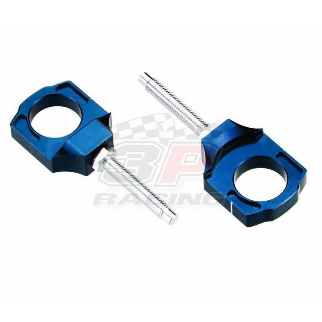 Accel CNC Dirt bike Blue chain tensioners - adjusters AC-AB-10-BLUE Suzuki RMZ 250, RMZ 450, RMX 450Z, Kawasaki KX 125, KX 250, KXF 250, KXF 450, KLX 450R.for Kawasaki KX125 KX250 KX250F KXF250 KX450F KXF450 KLX450 KLX450R ,Suzuki RMZ250 RM-Z250 RMZ450 RM
