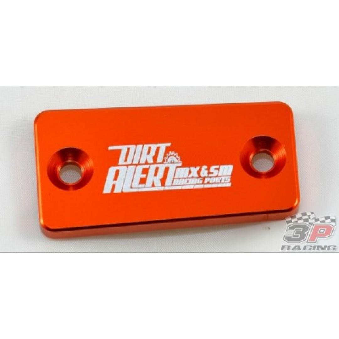 Accel Clutch reservoir cover New Magura Orange AC-FCC-06-ORANGE KTM SX EXC 125 150 200, SX-F XC-F 450 505, Super Adventure 1090 1190 1290, LC4 690 Duke Enduro SMC, ATV 450/505/525