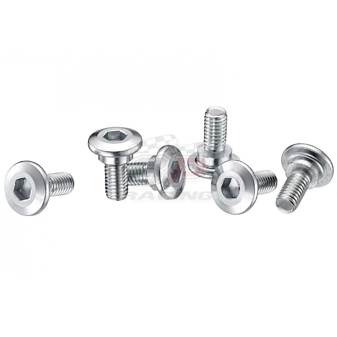 Accel disc brake bolt set AC-ADB-4 Kawasaki KX 65/85/100/125/250, KXF 250/450, KLX 140/450, Suzuki RM 65, RMZ 250