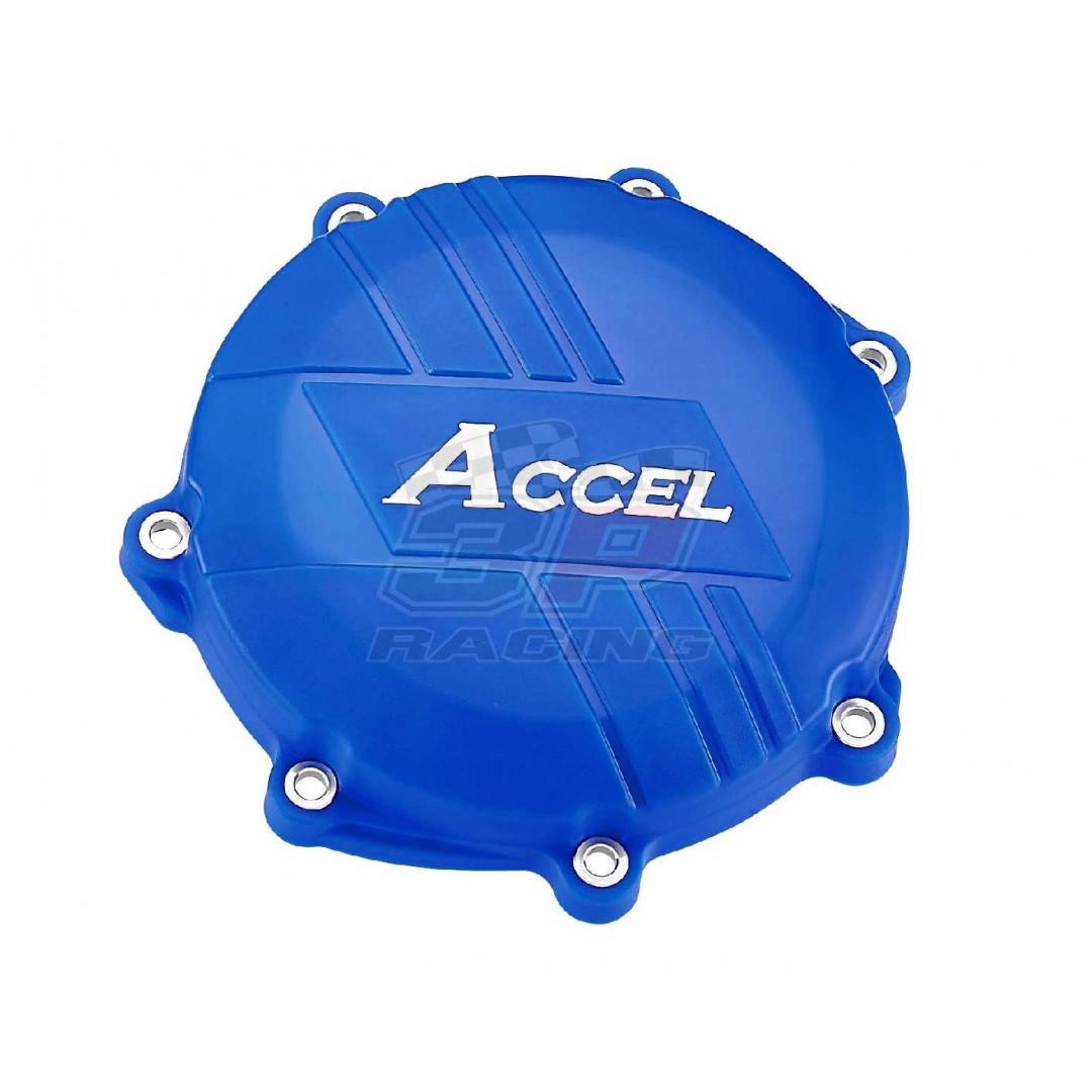 Accel clutch cover guard Blue AC-CCP-203-BL Yamaha YZF 250 2014-2018, WRF 250 2015-2019, YZF 250X 2016-2019