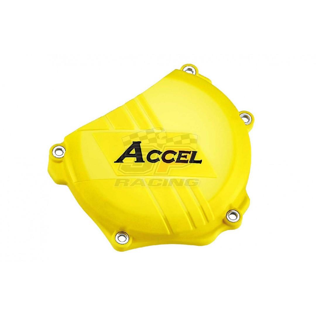 Accel clutch cover guard Yellow AC-CCP-401-YL Suzuki RMZ 250 2007-2019