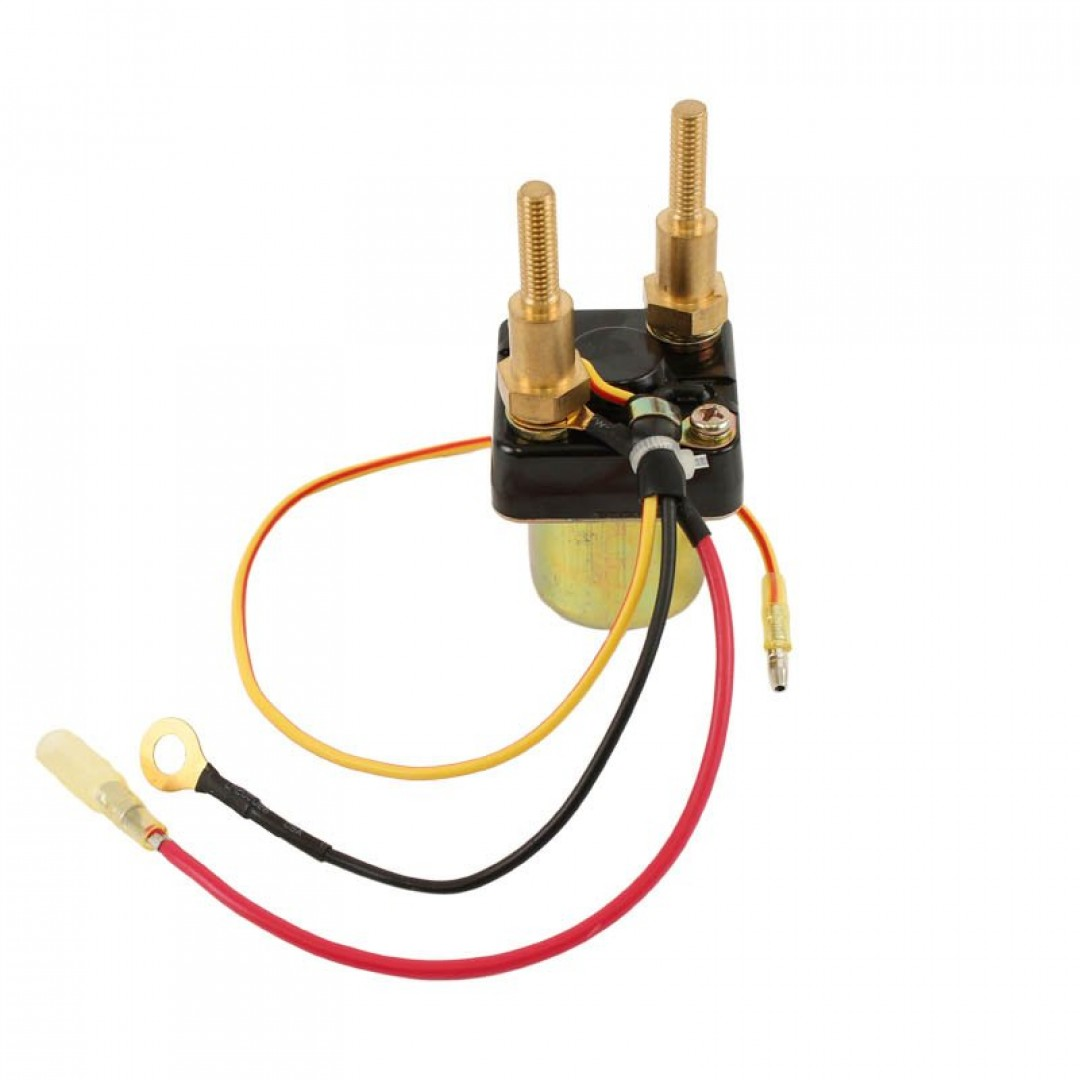 Arrowhead starter relay SMU6016 Jet Ski Kawasaki JF/JH/JL/JS/JT SS,SC,SX,SXi,SXR,STX,STS,X-2,TS,XiR