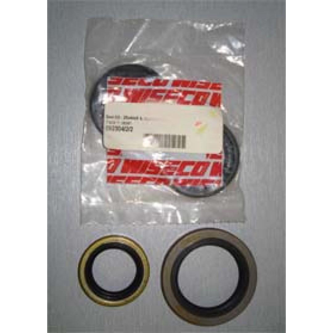 Wiseco Crankshaft seal kit B6050 Kawasaki KDX 250, KX 250, KXT 250 Tecate