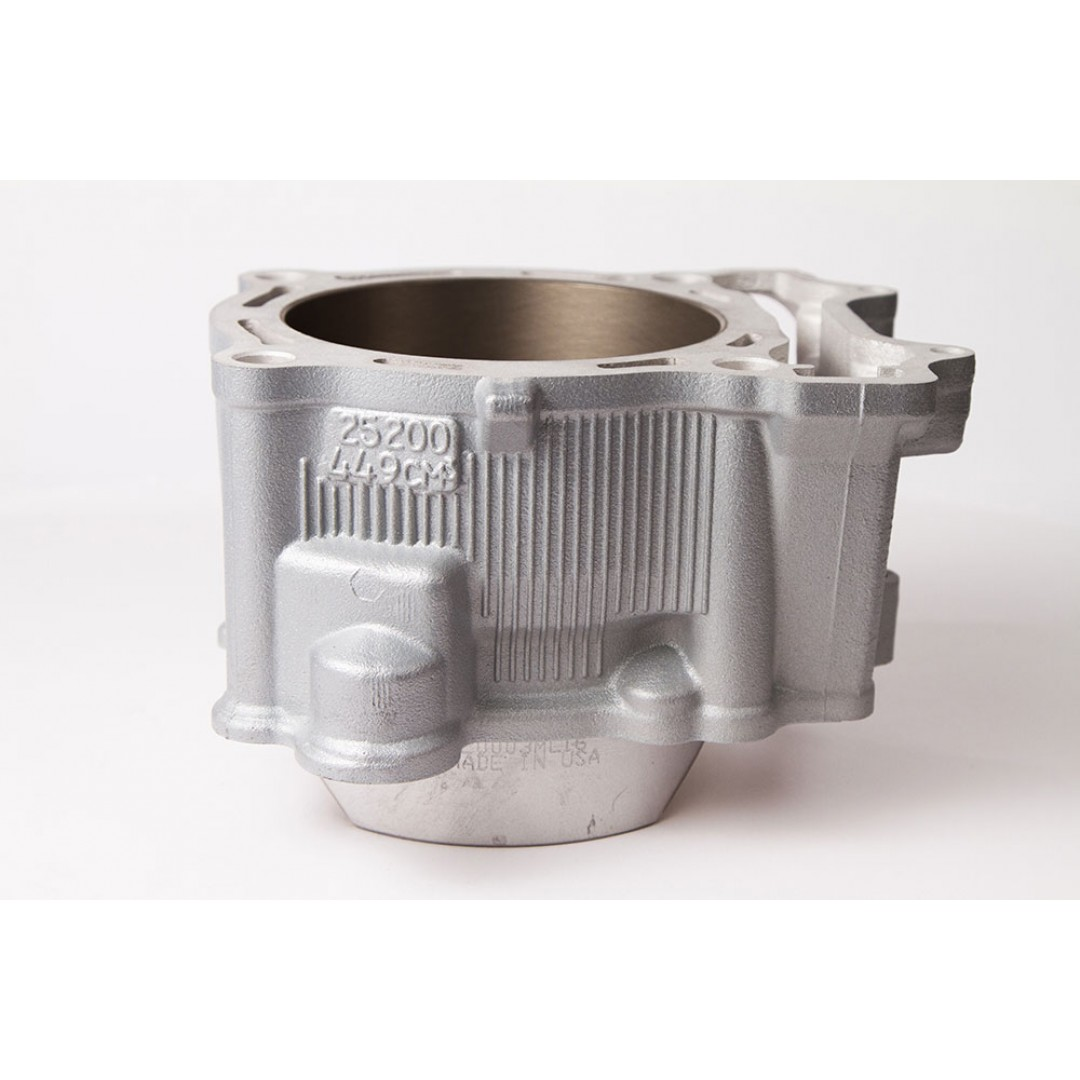 CylinderWorks 20003 standard bore OEM diameter cylinder 95mm for Yamaha YZ450F YZ 450F YZF450 2006 2007 2008 2009, WR450F WR 450F WRF450,  YFZ450 YFZ450R YFZ450X 2011 2012 2013 2014 2015 2016 2017 2018 2019 2020. Yamaha OEM part 2S2-11311-11-00, 2S2-11311