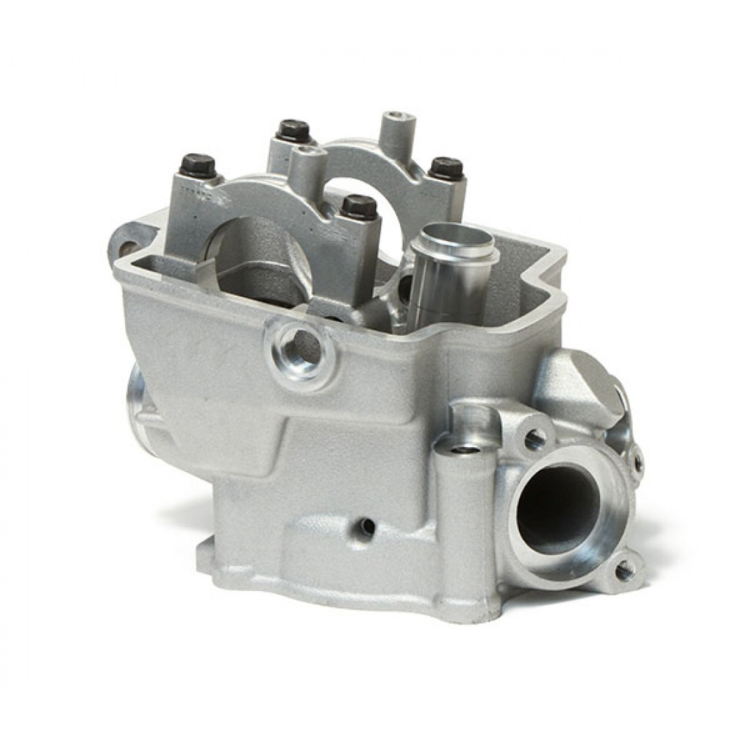 CylinderWorks top end cylinder head kit for Honda CRF250 CRF250R 2009. Includes Cylinder Head, Cam Caps, & Cam Cap Bolts. P/N: CH1001-K01
