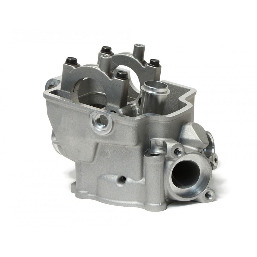 CylinderWorks top end cylinder head kit for Honda CRF250 CRF250R 2004-2007, CRFX250 CRF250X 2004-2006. Includes Cylinder Head, Cam Caps, & Cam Cap Bolts. P/N: CH1003-K01
