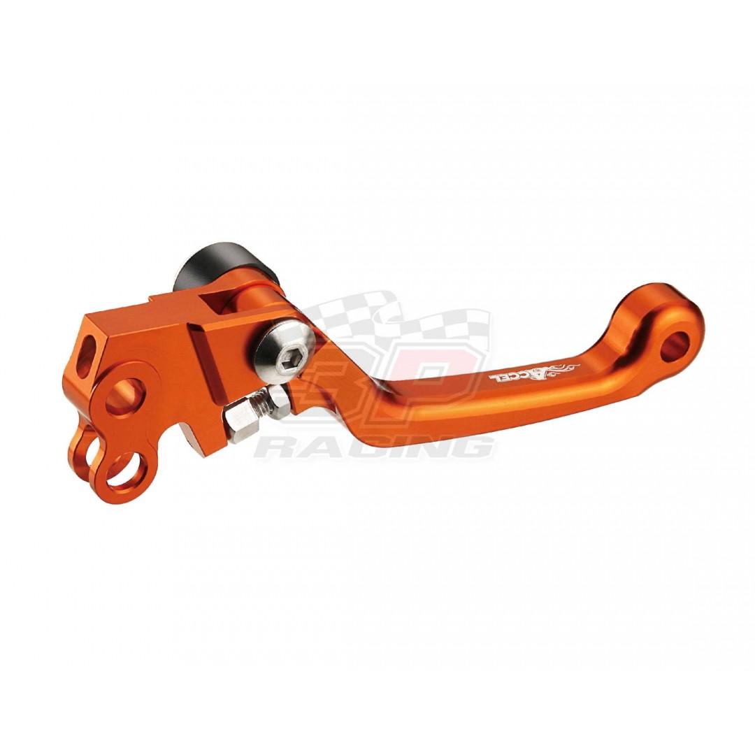 Accel folding Formula brake lever Orange AC-FBL-24-3-OR 46213002000 KTM SX 65 2012-2013