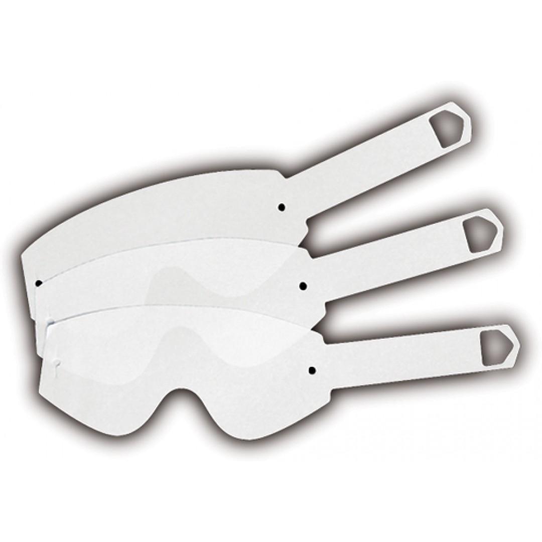 FM Racing lens tear off for Muddy goggles MU/KIT/TEAR-OFF