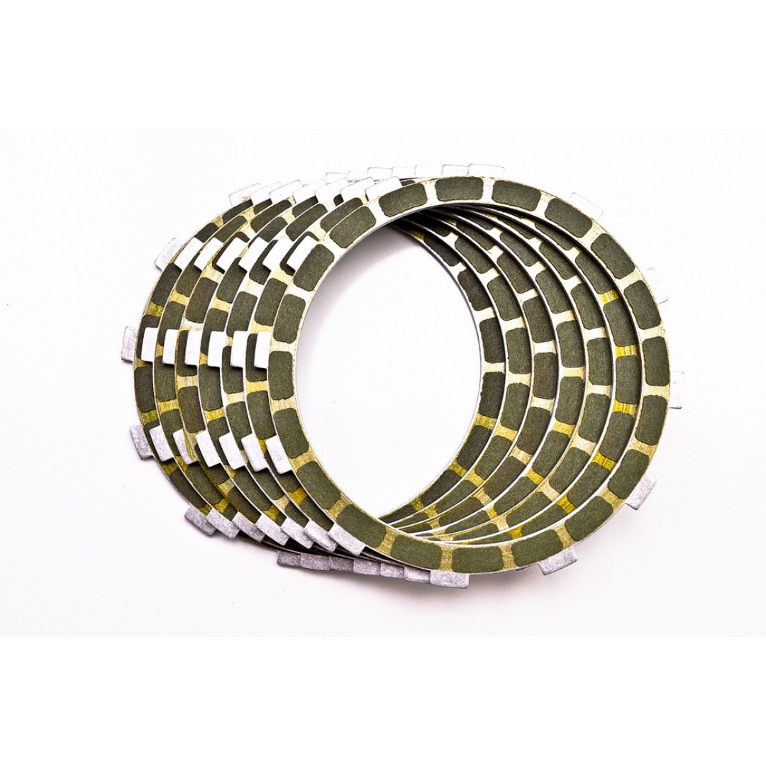 Barnett clutch friction plates kit KTM, Polaris