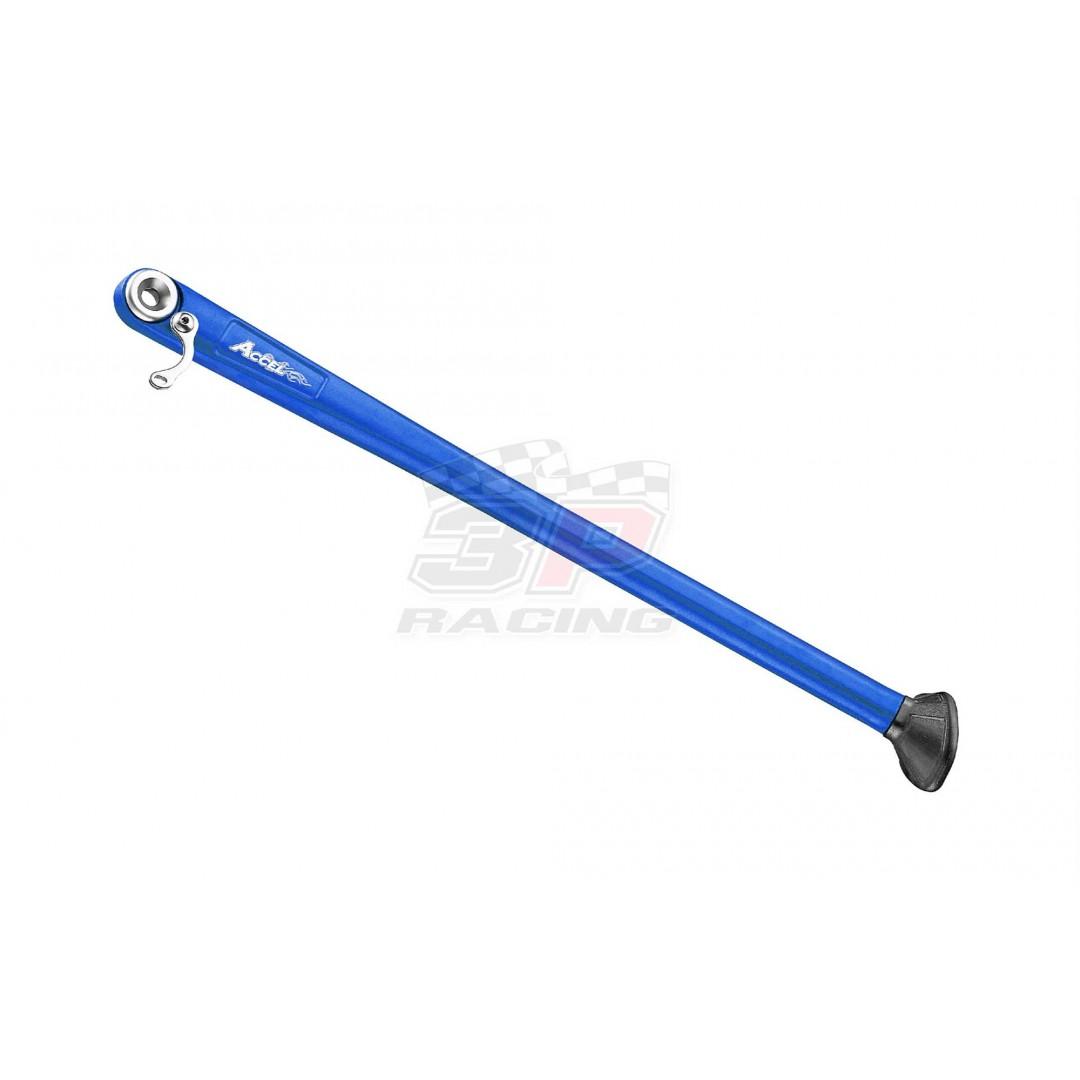 Accel KTM kickstand Blue AC-KSS-504-BL KTM EXC/EXC-F/XC-F, Husqvarna TE/FE/FX