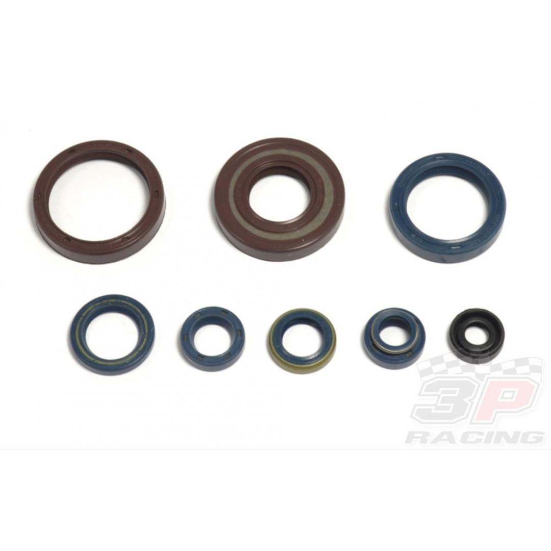 Athena engine oil seals kit P400220400128 Husqvarna CR 125 ,Husqvarna WR 125 ,Husqvarna WRE 125