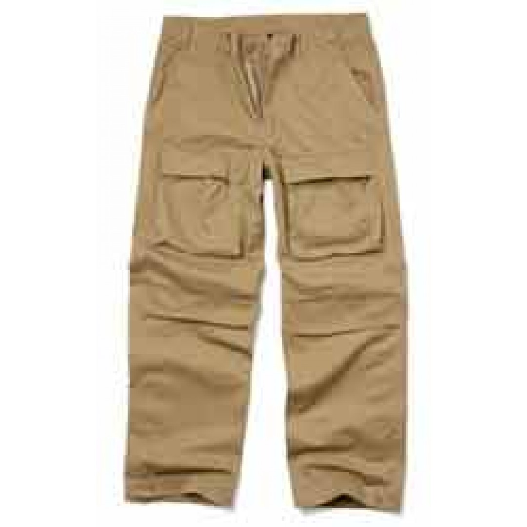 ONE Industries Cargo Kirk pants Beige PA-KIBE