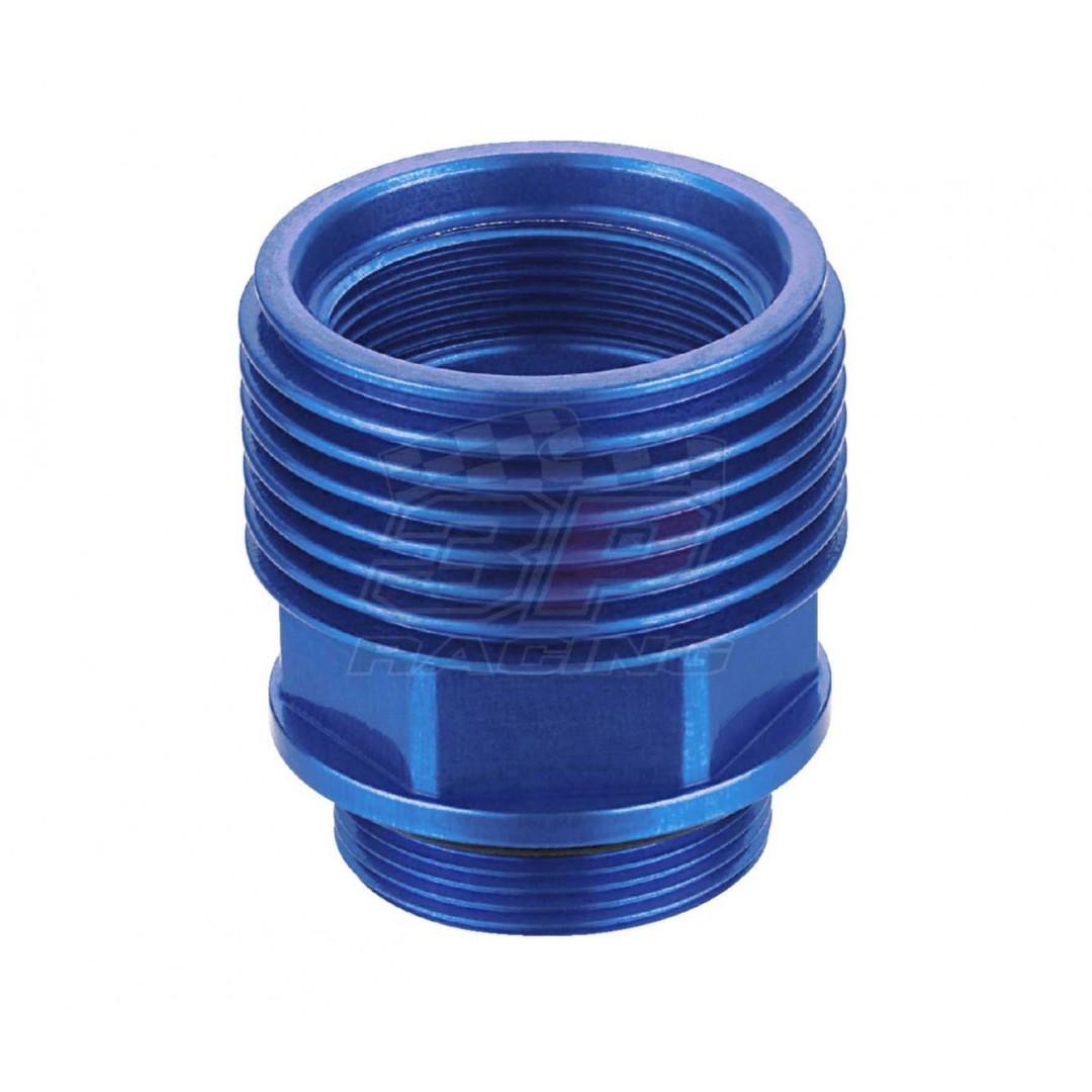 Accel CNC Blue rear brake master cylinder extender & cooler AC-RBRE-01-BL Husqvarna, Husaberg TE TC TX 125 150 250 300, FE FC FS FX 250 350 390 450 501 570, KTM SX SX-F EXC EXC-F. for Husaberg Husqvarna TE125 TE150 TE250 TE300 TC125 TC250 FC250 FC350 FC45