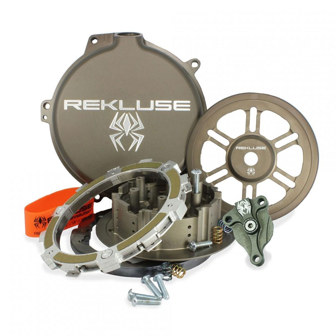 Rekluse Core EXP 3.0 DDS semi auto clutch system RMS-7786 KTM SX 250, EXC 250 2013-2016, Husaberg TE 250, TE 300 2013-2014, Husqvarna TE 250, TC 250, TE 300 2014-2016. for Off-road 2stroke KTM SX250 EXC250 2013-2016, Husaberg TE250 TE300 2013-2014, Husqva