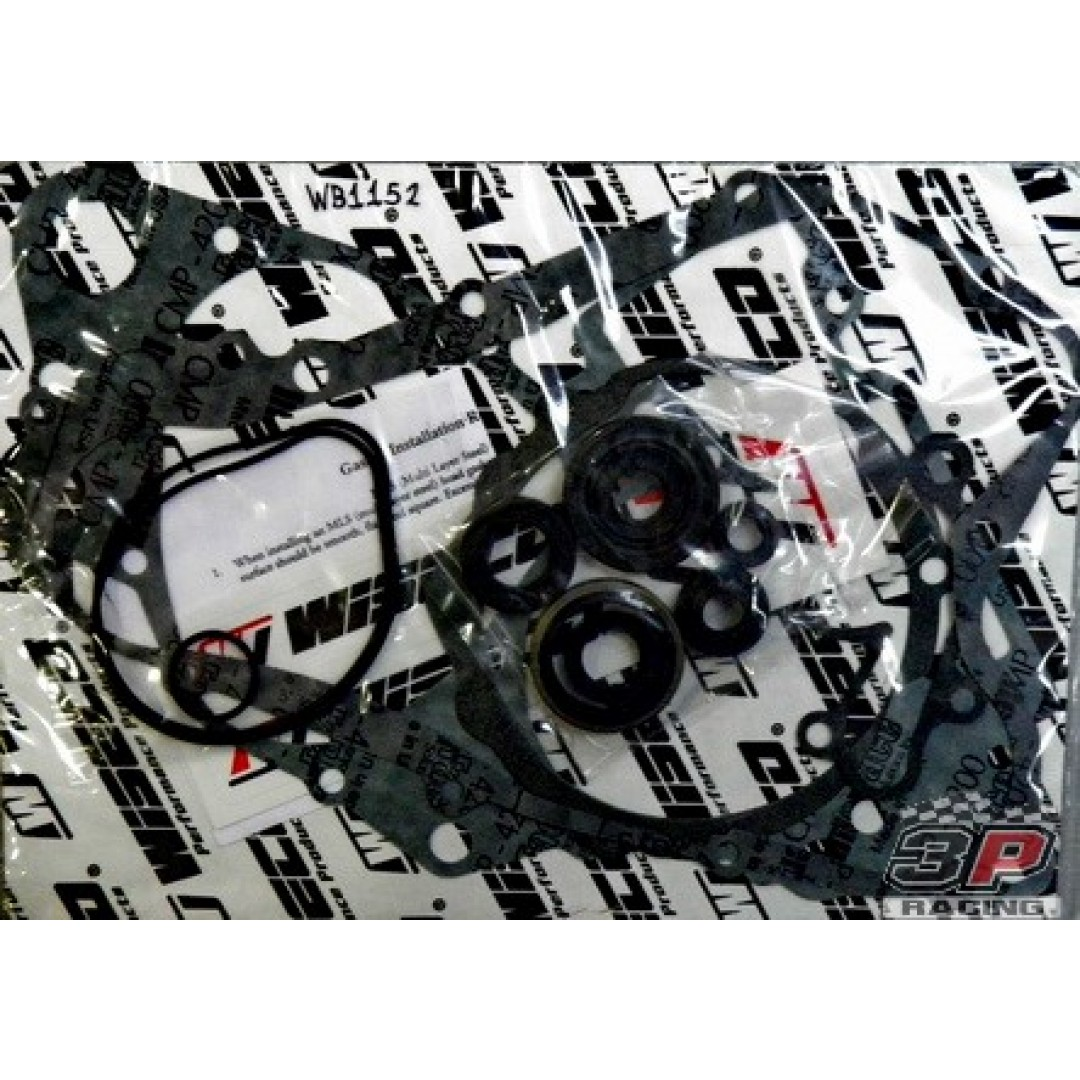 Wiseco bottom end gasket and seals kit WB1152 Suzuki RM 125 1991