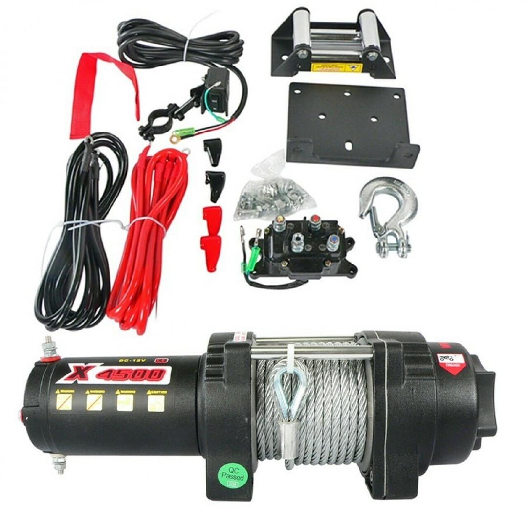 Arrowhead Winch Motor Kit - 4500 lb WIN0019