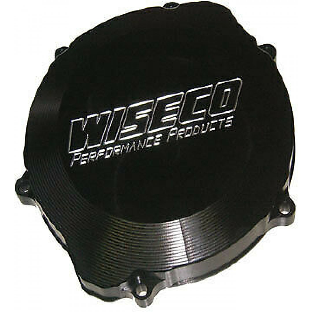 Wiseco CNC billet clutch cover for Honda CRF250R 2004-2009. P/N: WPPC002