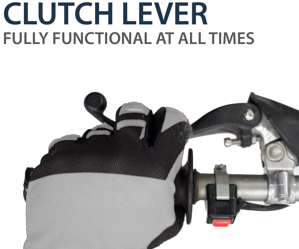 EXP Technology - Functional lever